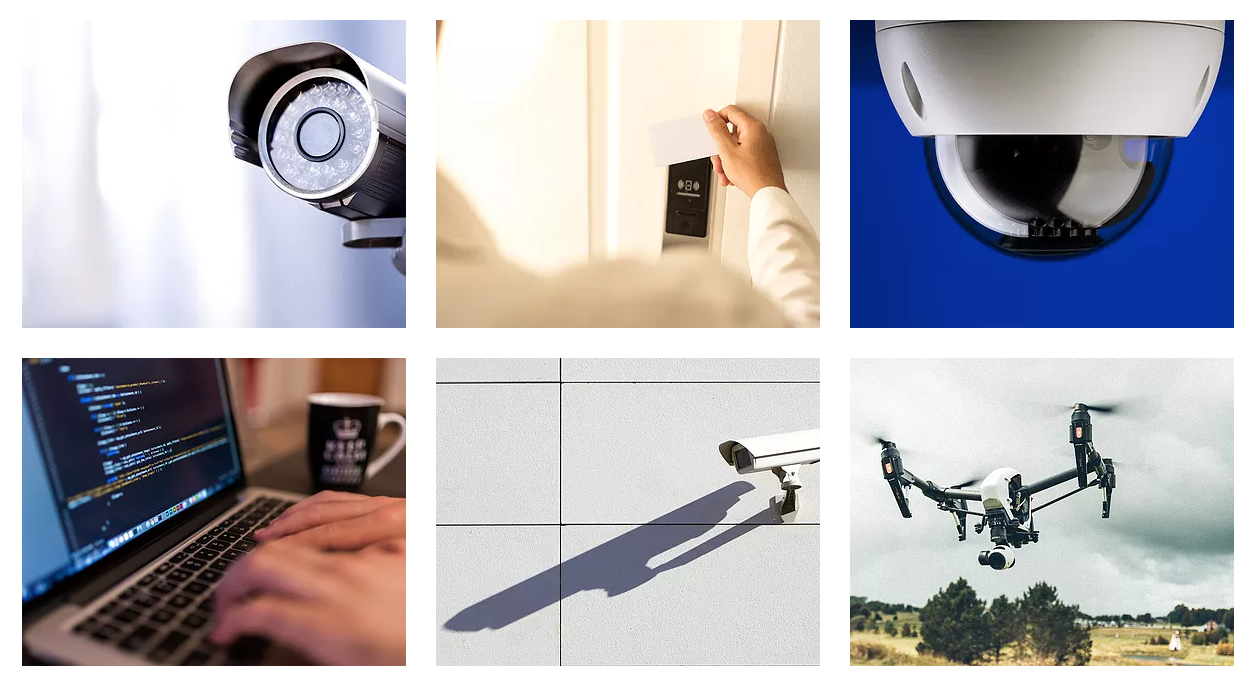 commercial CCTV solutions that will protect your office, inventory and staff