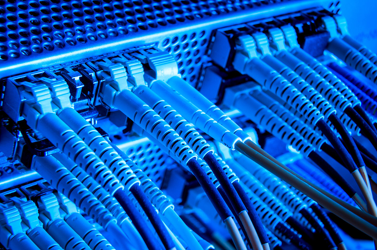 We install and manage your networking infrastructure