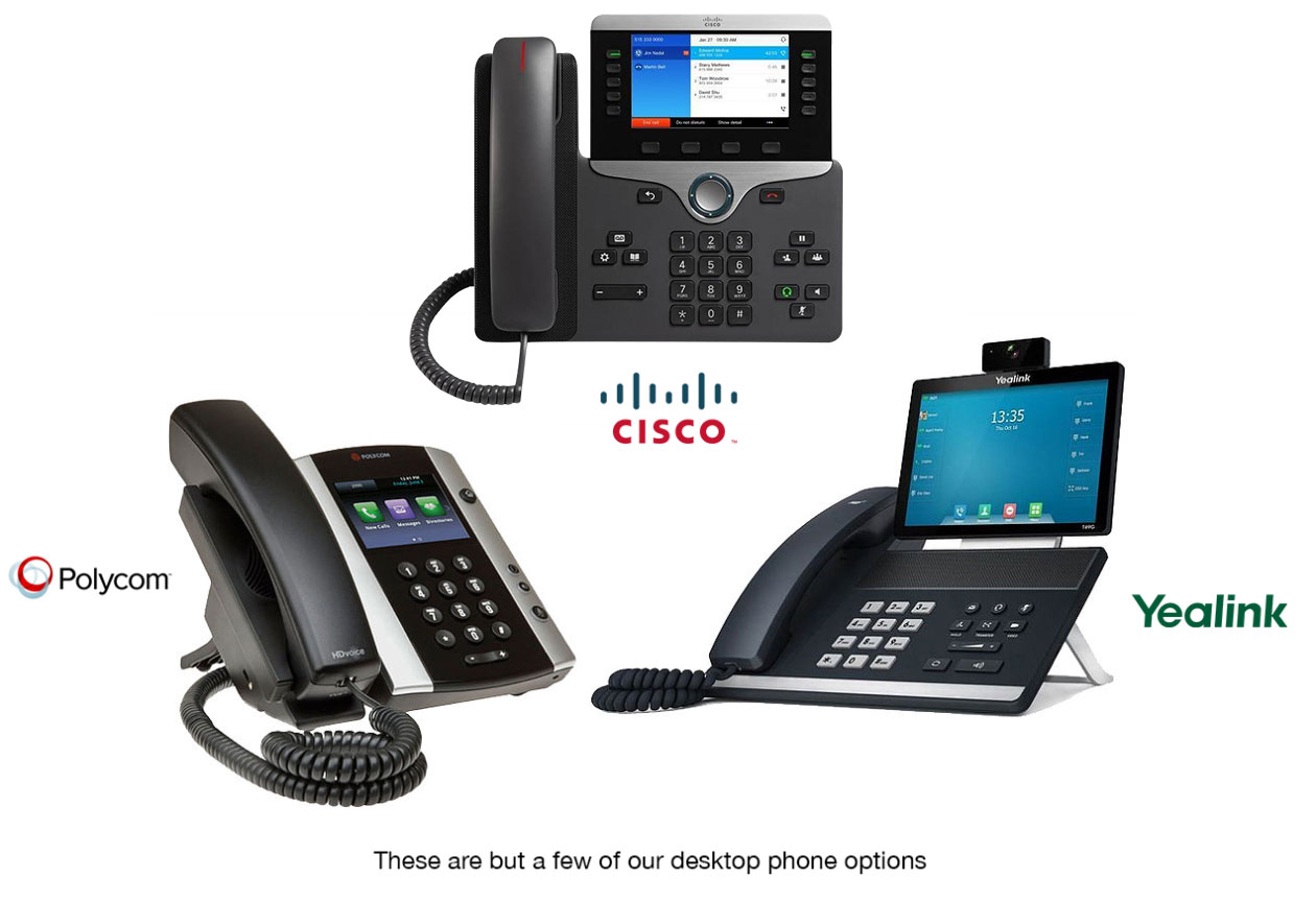 business phone system with a future-proof voice over IP solution that is hosted entirely in the cloud.